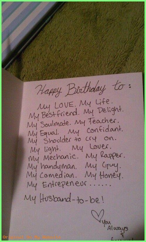 Geschenkideen für Mann - Das Innere seiner 26. Geburtstagskarte #boyfriendbirthdaygifts #boyf... #giftsforboyfriend