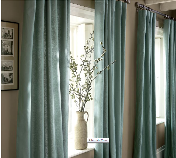 Charmant Peyton Linen Cotton Drape These Curtains Will Instantly Renew The Look Of Your  Home Decor. If Youu0027re Ready For An Update But Not A Full Blown Makeover, ...