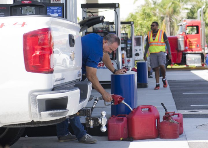Florida Is Running Out of Gasoline. This App Is Helping