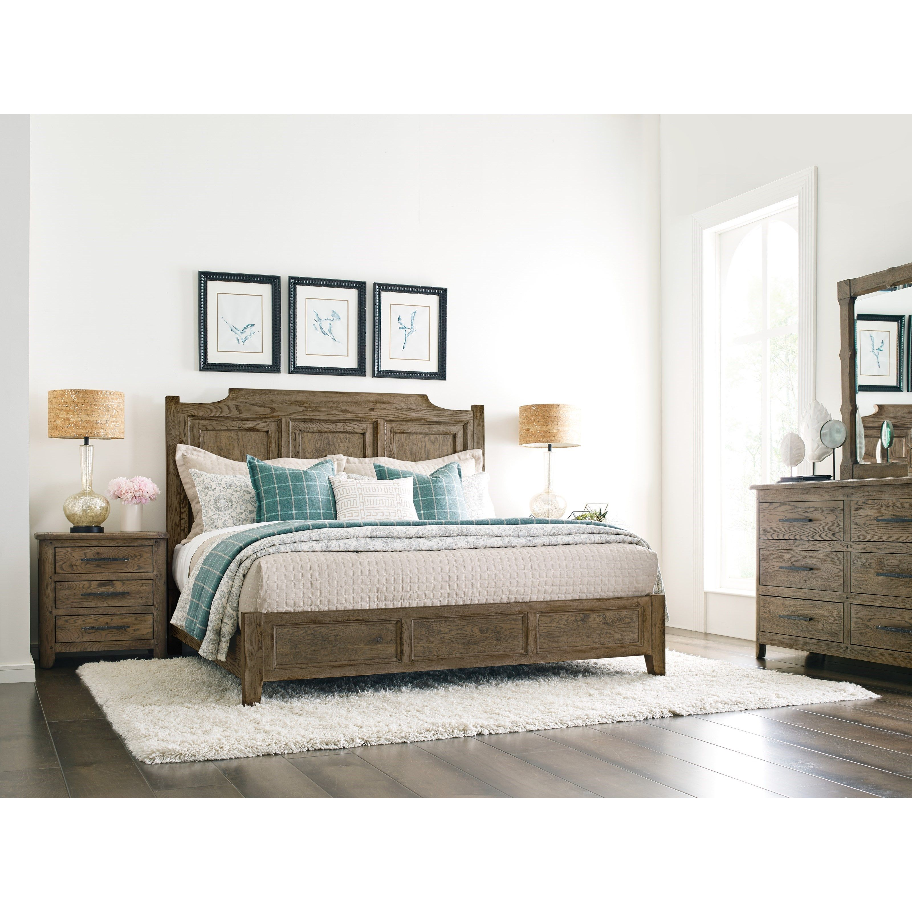 Trails King Bedroom Group By Kincaid Furniture Kincaid Furniture Furniture Bedroom Furniture