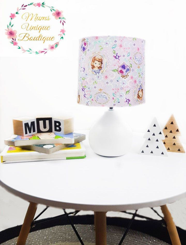 Sofia Sophia The First Lamp Children Nursery Table
