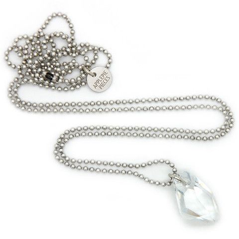Blissful crystal necklace