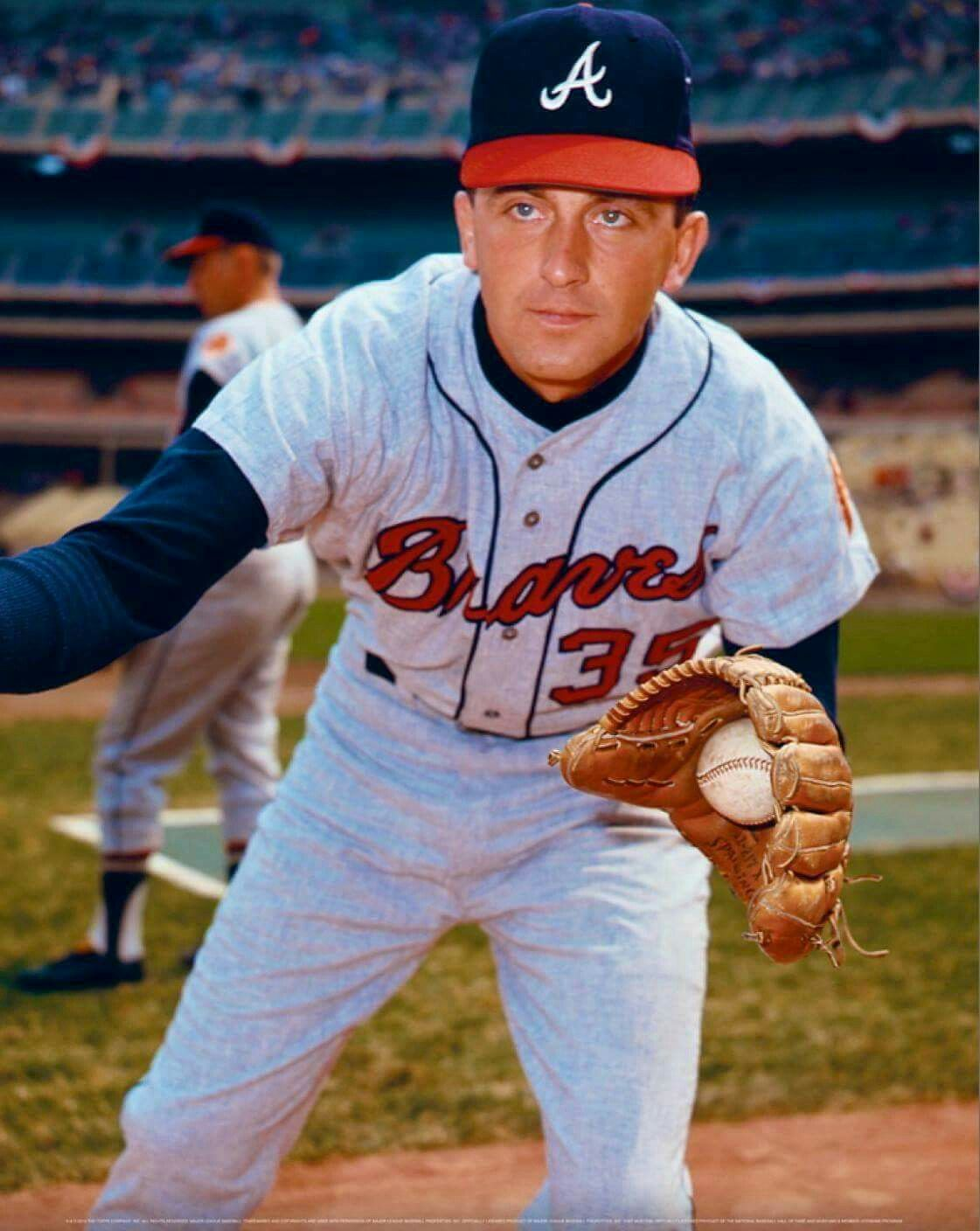 Phil Niekro | Atlanta braves baseball