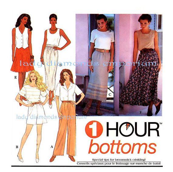 165 Simplicity 8863 Womens Plus Size 1 Hour by ladydiamond46