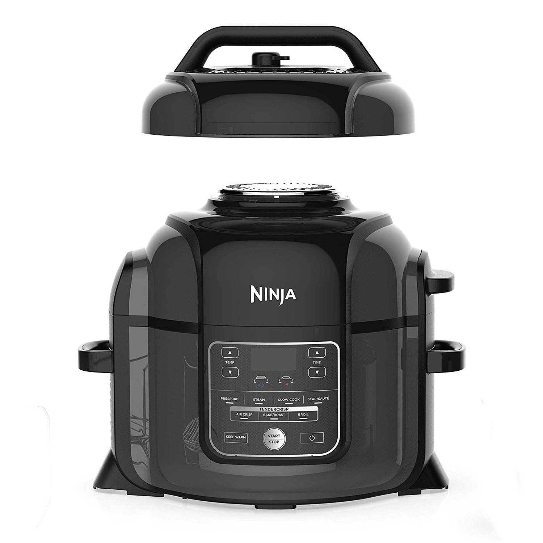 Ninja Foodi 6.5Quart Pressure Cooker, Steamer & Air Fryer