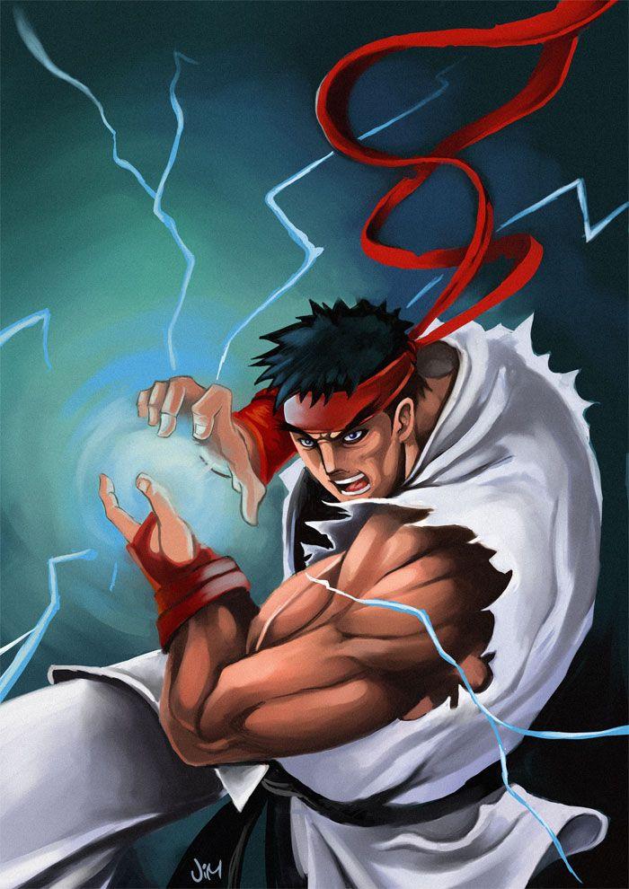 Street Fighter Ryu By Jimjaz Ryu Street Fighter Street Fighter