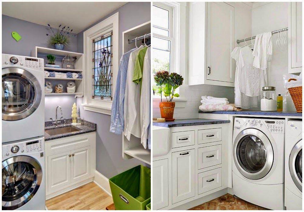 Integrar la zona de lavadero en la cocina lavadero en la for Lavaderos para casa