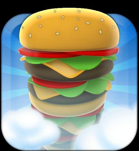 hamburger dating app