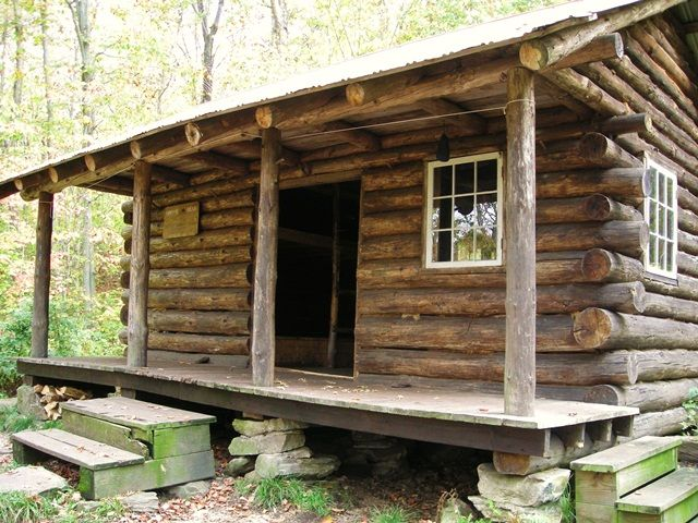 Spruce Peak Shelter | Hiking The Long Trail - Vermont