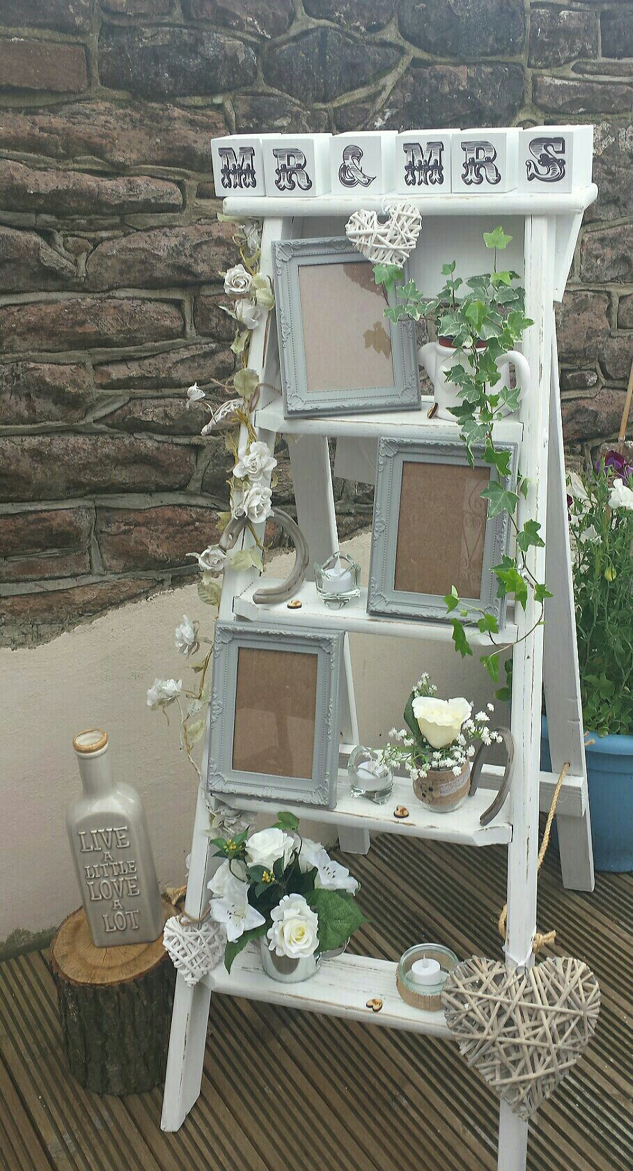 Memory Ladders As A Great Way Of Remembering Loved Ones