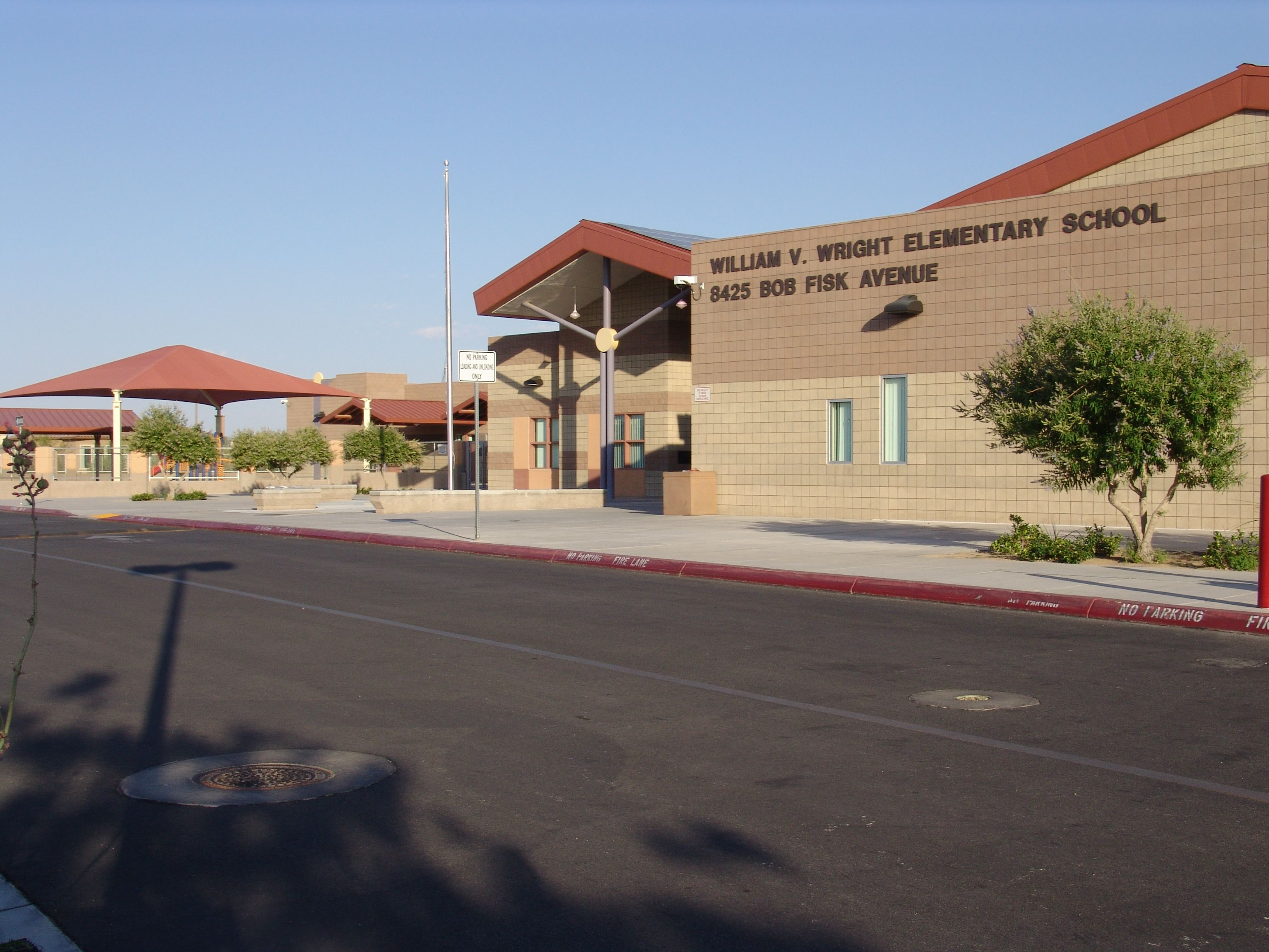 William V. Wright Elementary School at Mountain's Edge