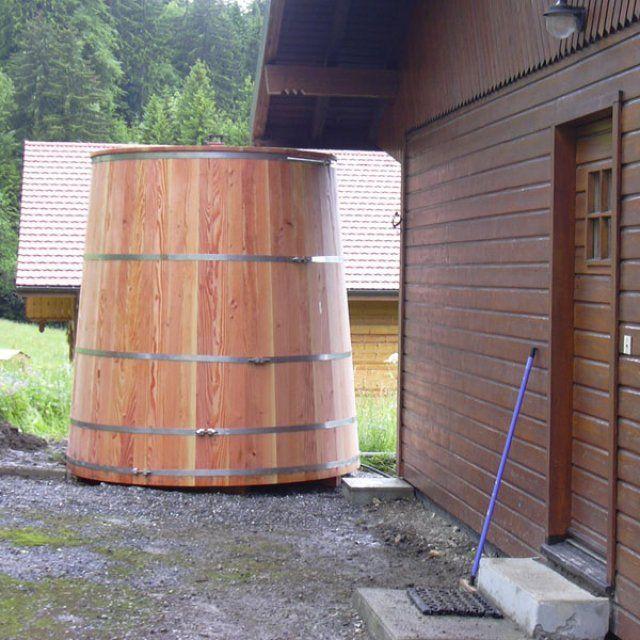installer un récupérateur d'eau de pluie | pluie, eau de et eaux