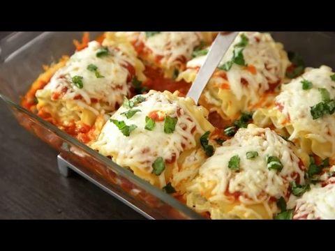اكلات رمضانيه سهله وسريعه روعة فالمداق للمبتدئات Youtube Zucchini Lasagna Rolls Vegetarian Lasagna Lasagna Rolls