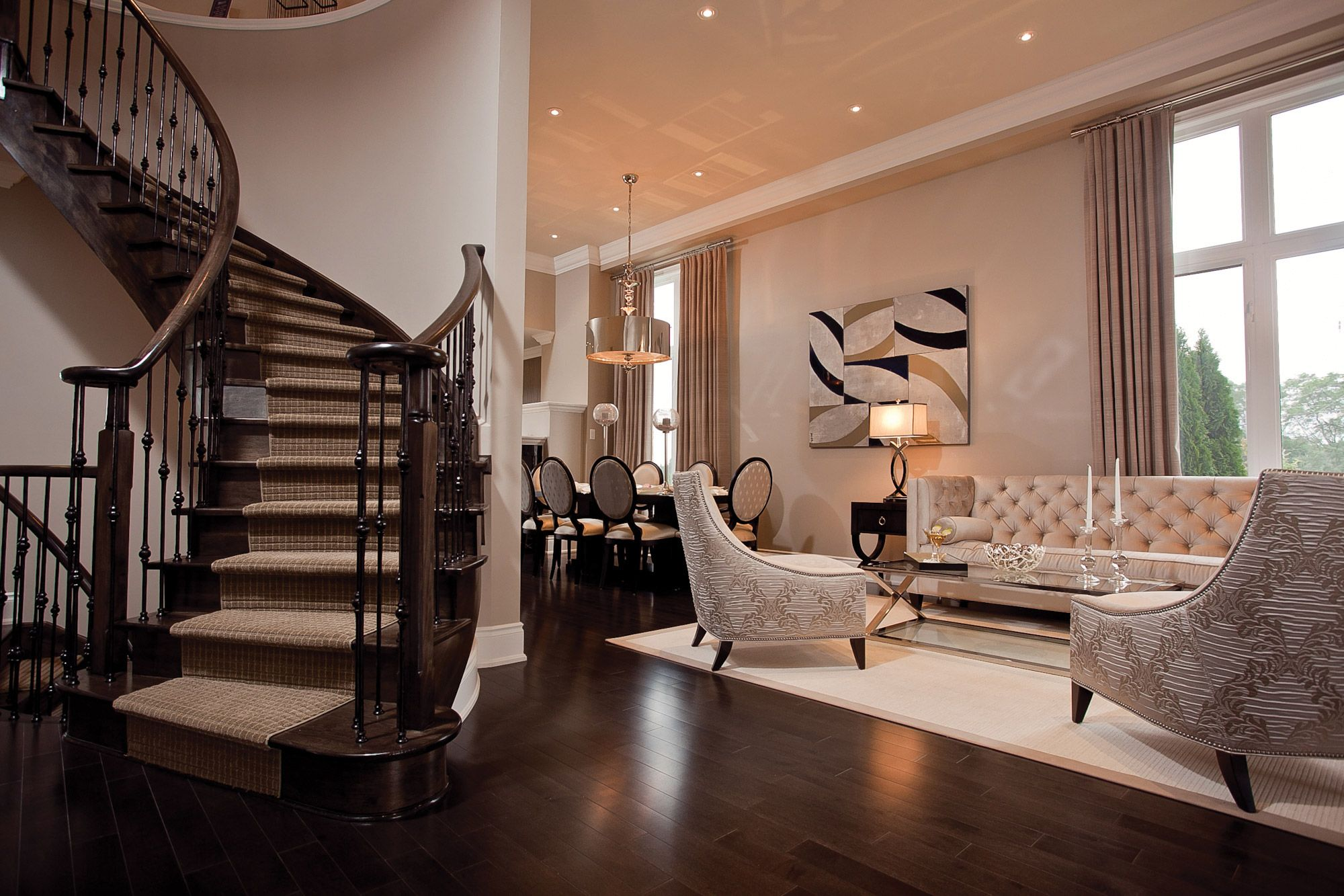 Furniture Stores Brampton Ontario Stunning Medallion Model Home At The Estates Of Credit Ridge