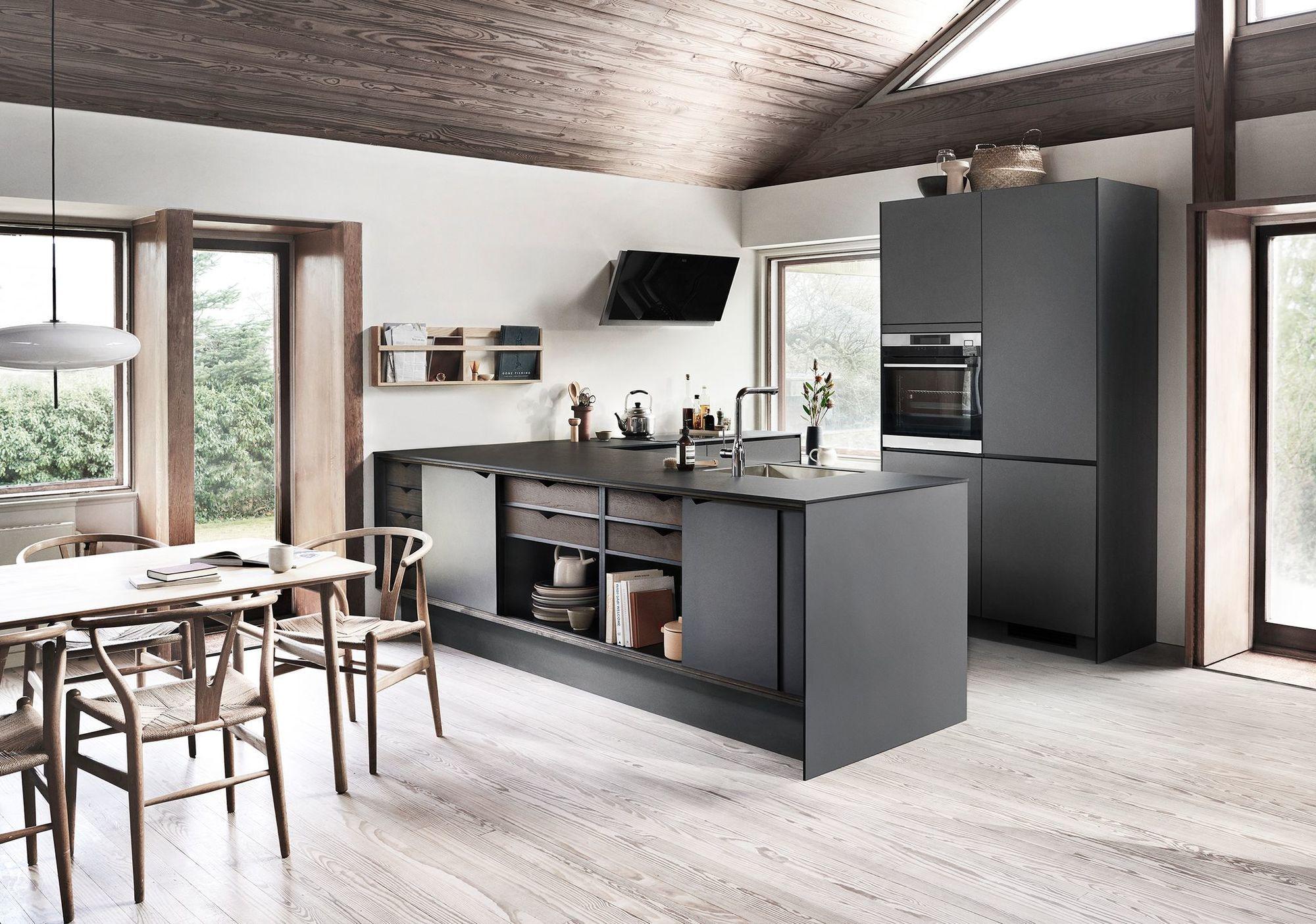 Cuisine Design Cuisine Design Ilot Cuisine Design Moderne Cuisine Design Moderne Blanche Cuisine In 2020 Kitchen Redecorating Kitchen Remodel Kitchen Inspirations