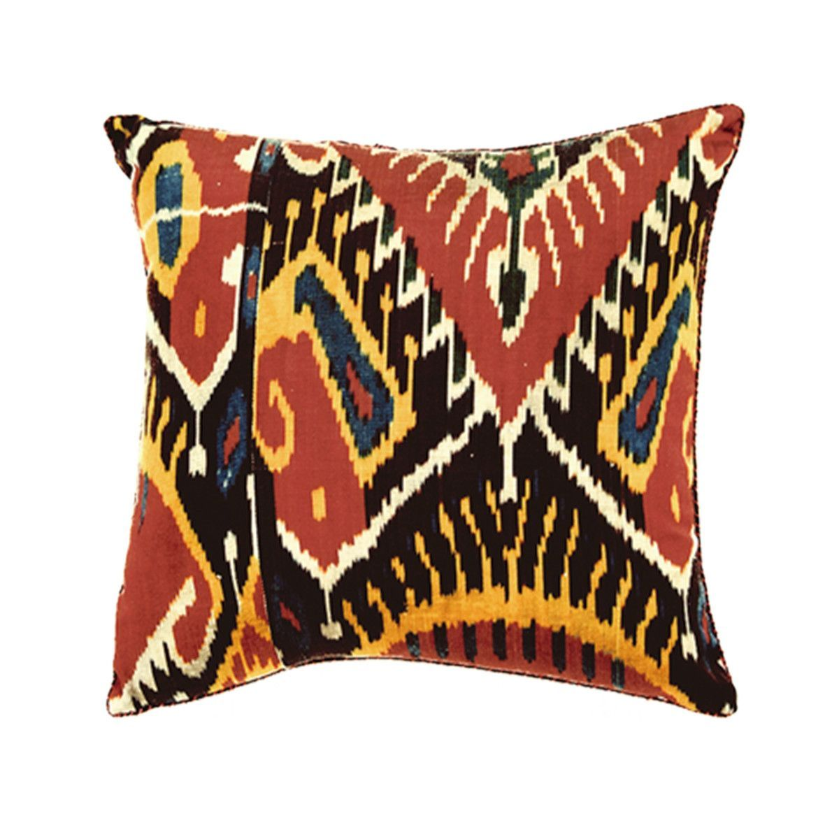 Fp Vendor Madeline Weinrib Dashwood Ikat Pillow Ikat Pillows