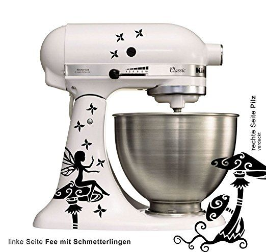 Hape Küchenmaschine Zubehör Kitchenaid - The Homey Design