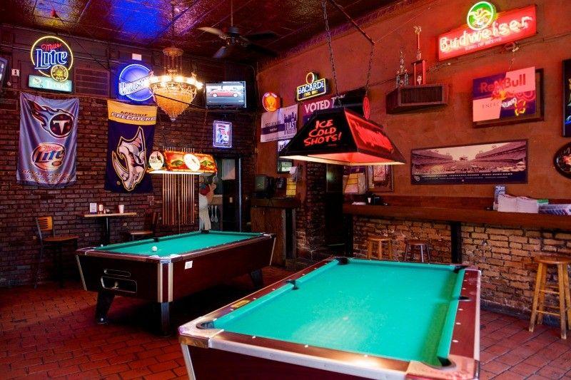 The Diveyest Dive Bars in Nashville Dive bar, Sport