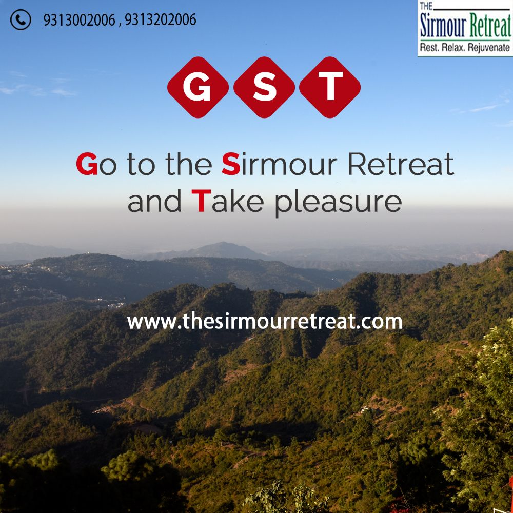 The Sirmour RetreatSirmourRetreat 🏕️ is easily the best resort in #HimachalPradesh 🏔️ and known for its sheer #simplicity and rich #ambiance.😊