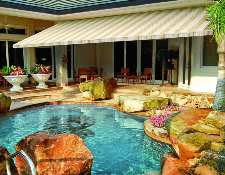 Sunesta Sunstyle Retractable Awning Awning Rhodeisland Retractable Awning Patio Awning Deck Awnings