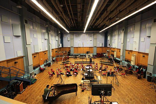 Abbey Road Studios | スタジオ, ハイファイ, 教育