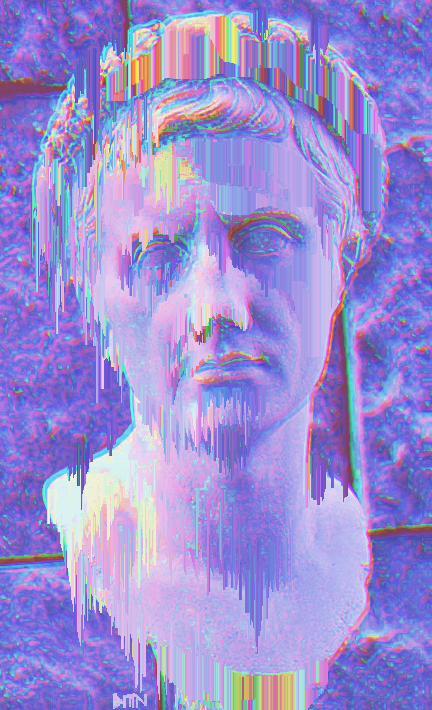 @lxurenn   Vaporwave art, Glitch art, Pixel art