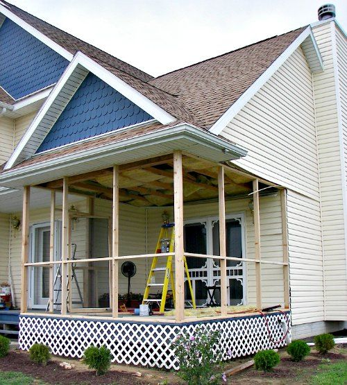 Screen Tight Porch Screening System Review Screen Tight Screened In Porch Porch