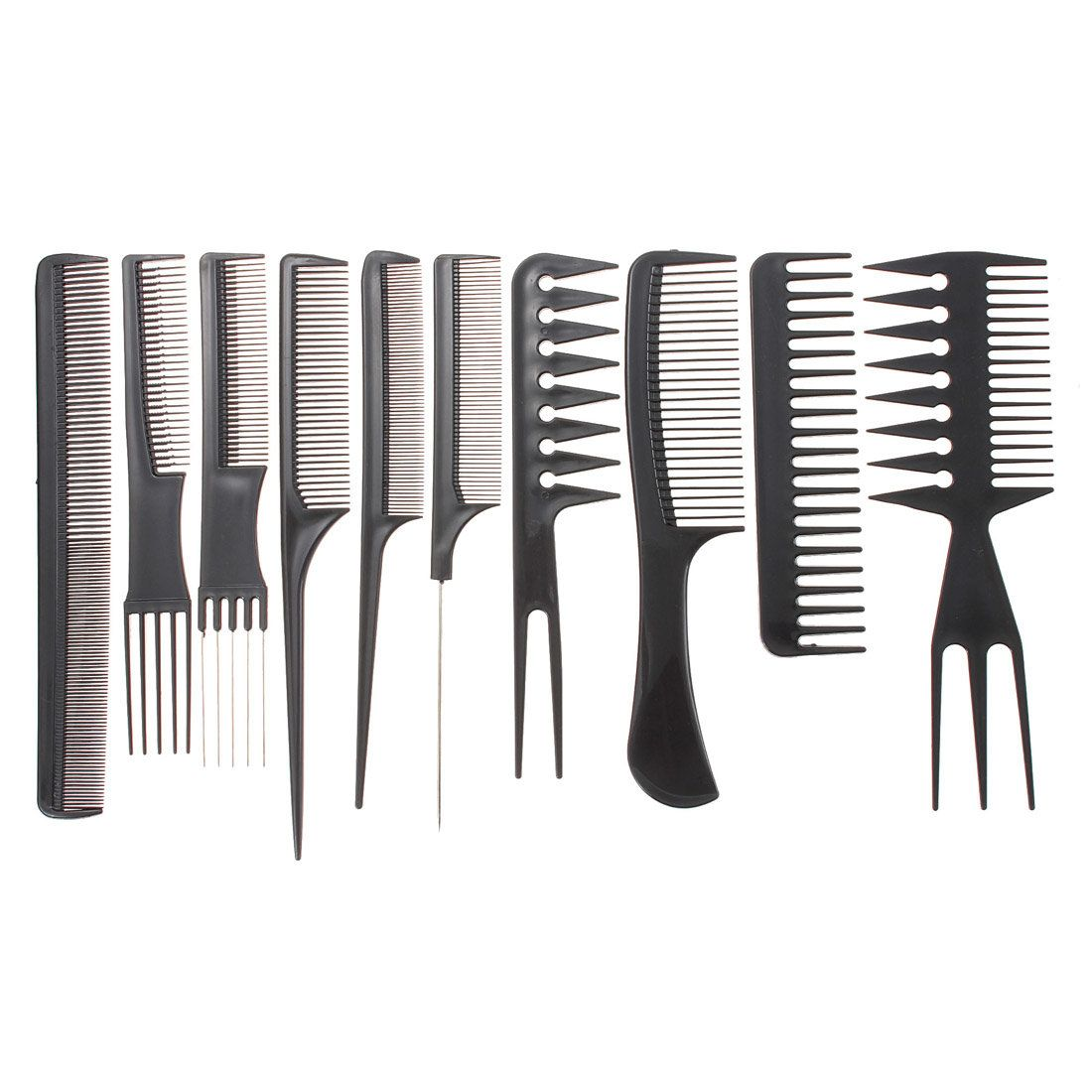 Us 4 80 Professional Salon Hair Styling Hairdressing Plastic Combs Hair Styling Tools Salon From Health Beauty Hair Tools Hair Care Professional Hairstyles