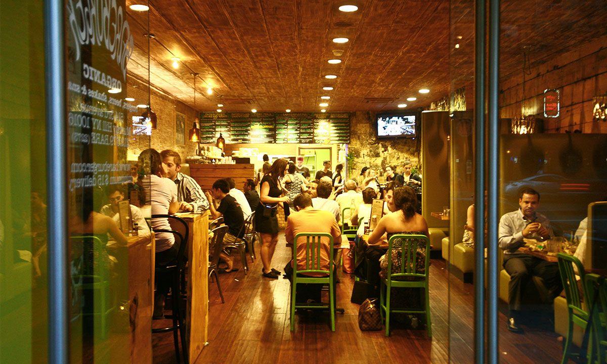 514 3rd Avenue Organic Restaurant Organic Fast Food
