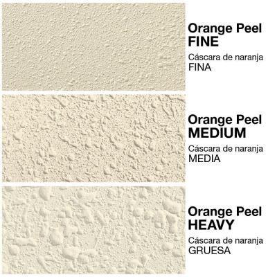 Types Of Texture Orange Peel Knockdown Popcorn Splatter Coat