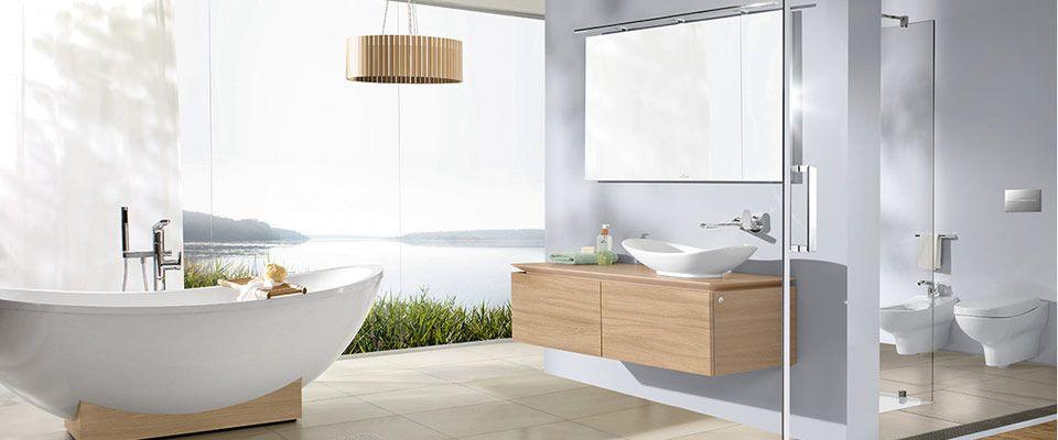 My Nature - großes Bad | Sanitär - Badezimmer - Bad Design - Bad ...