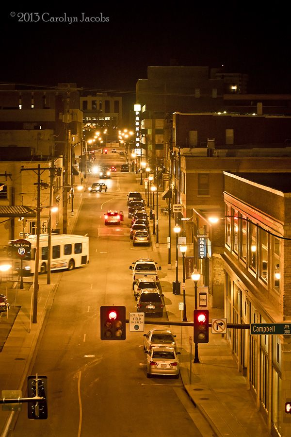 Springfield, MO Downtown   Springfield mo, Ozarks, Springfield