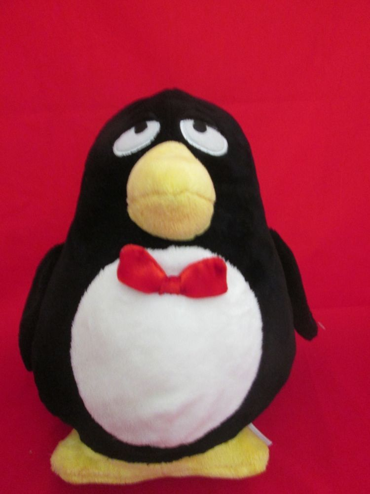 Disney Store 11 Tall Toy Story Mc Weezy Penguin Plush Toy Stuffed