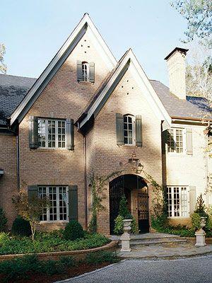 Tudor-Style Home Ideas Tudor style, Curb appeal and Tudor