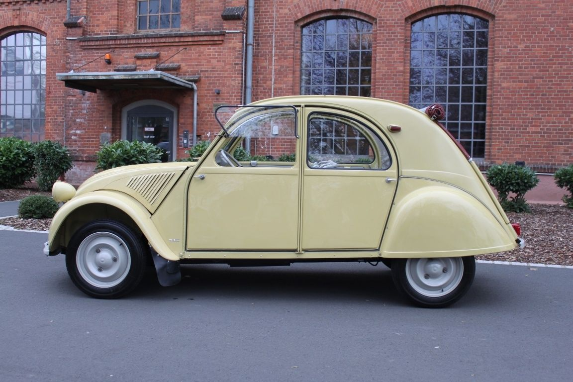 1959 Citroen 2cv Citroen Citroen 2cv Collector Cars For Sale