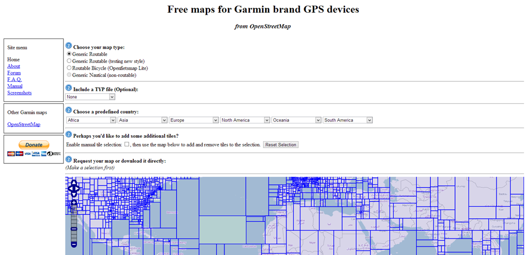 Garmin Alaska Map Download.How To Download Maps For Garmin Etrex 30 Used The Generic Routable