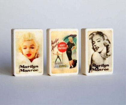 Marılyn Monroe 3'lü Sabun