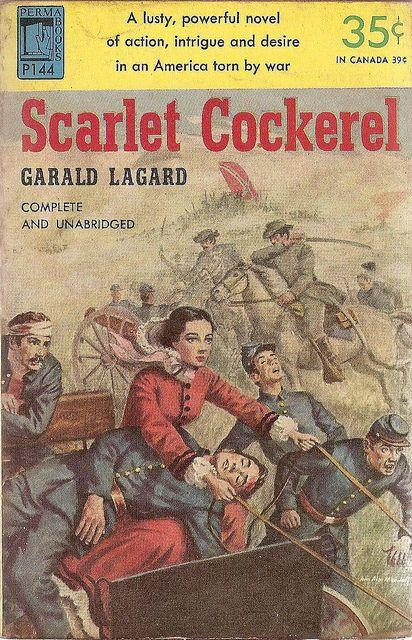Scarlet Cockerel