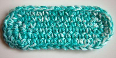 Annys Basis Ovaal Haken Crochet Haken Breien En Patronen