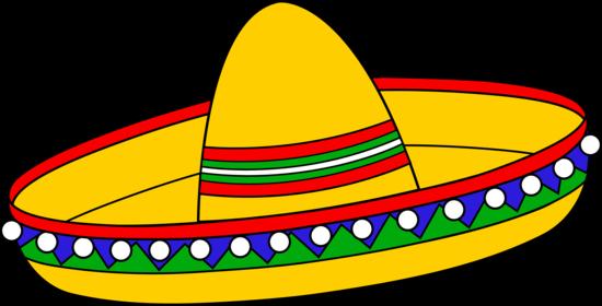 sombrero clip art item 3 vector magz free download vector rh pinterest ca mexican fiesta clip art free vector