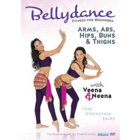bellydance fitness for beginners arms abs hips buns