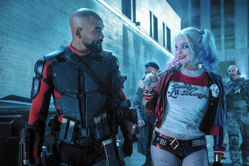 Deadshot and Harley by overdrivemindset