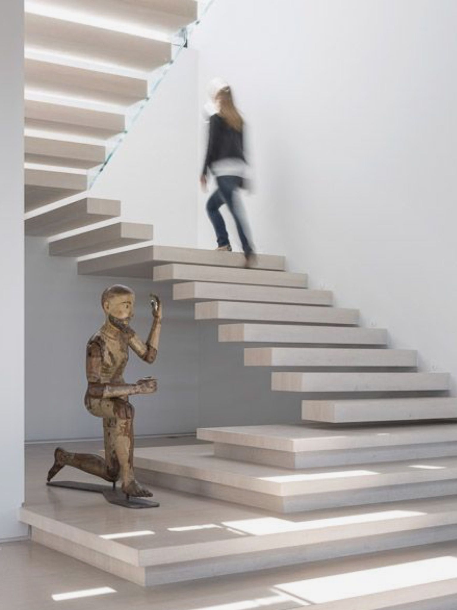 Staircase design interior curved stairs architecture also best images in hand railing modern rh pinterest
