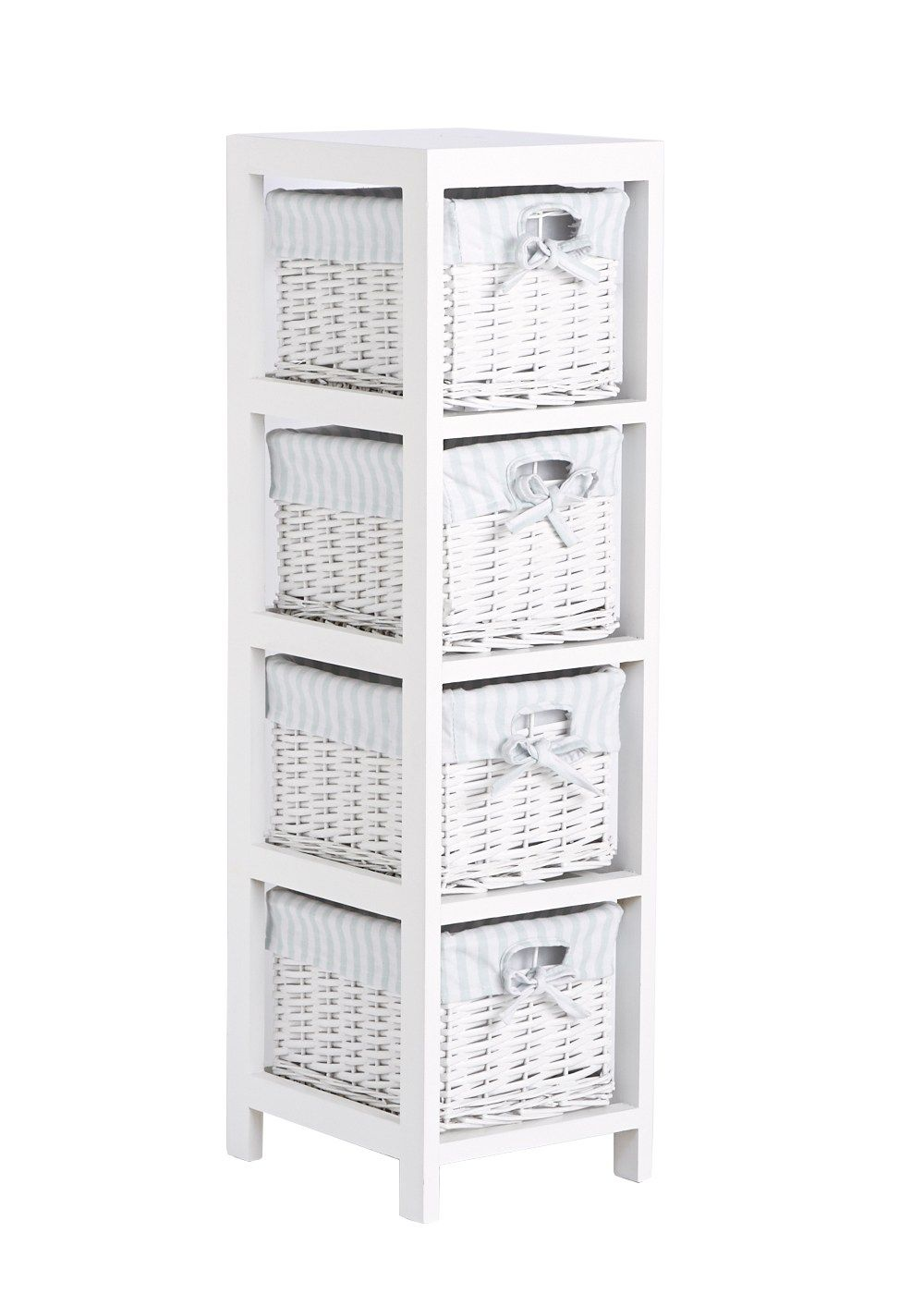 Image Gallery For Website Set of Split Willow Drawers cm x cm x cm Matalan Bathroom Storage