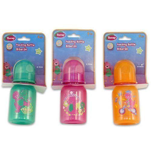 Baby Bottle 4 Onzas Barney Assorted Case Pack 48 Baby Bottle 4