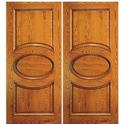 AAW Doors Inc. 112-2 Double Door Mahogany Traditional with a Unique & AAW Doors Inc. 112-2 Double Door Mahogany Traditional with a ... Pezcame.Com