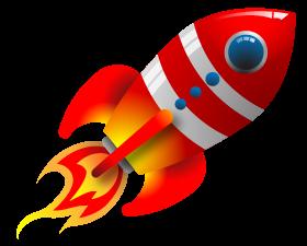 Pin By Larry Kim On Astronaut Nasa Birthday Party Retro Rocket Vector Free Rocket Design