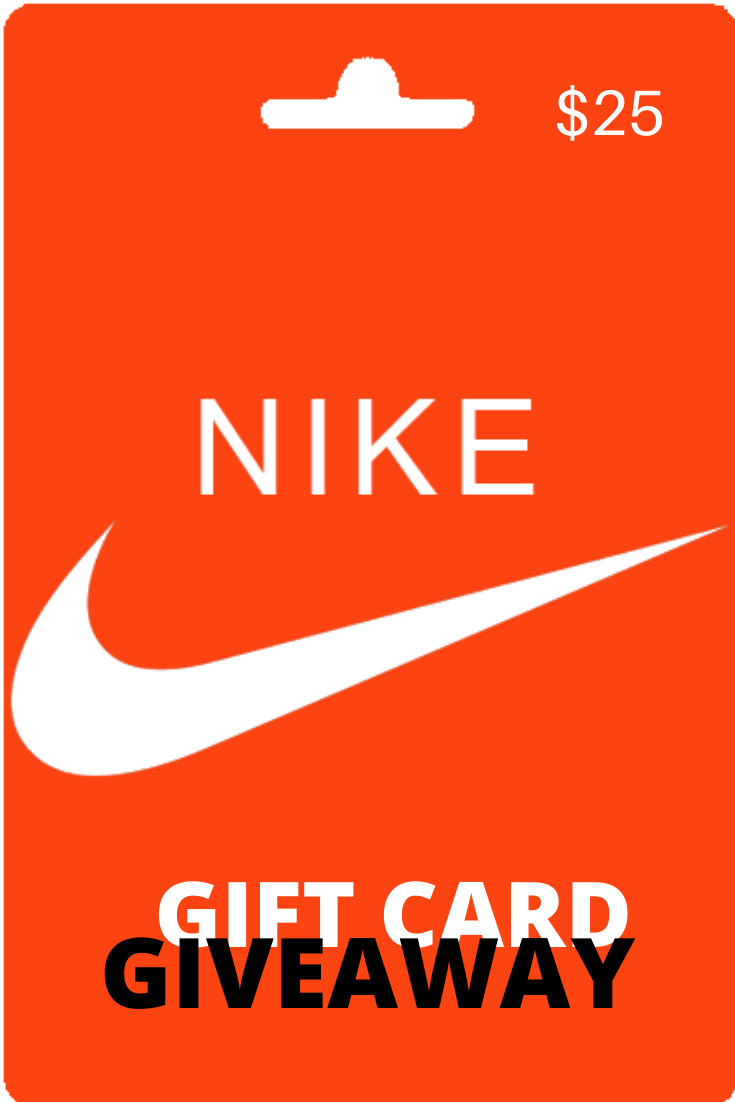 Todopoderoso Arrepentimiento pelota  Get $25 #nike gift card #giveaway target in 2020 | Nike gifts, Nike gift  card, Gift card