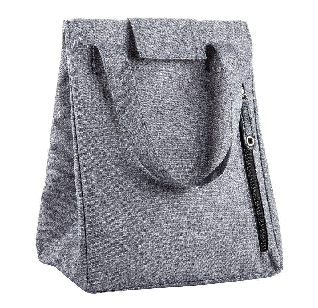 113dc77fb141 LT Lunch Bag Thermal Insulated Lunch Box Stylish Lunch Food Handbag ...