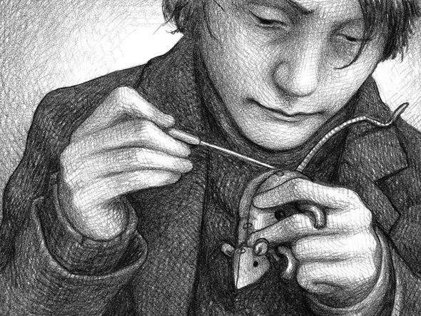 La Invencion De Hugo Desenho Para Iniciantes Facil De Desenhar Desenho A Lapis